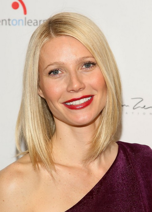 Gwyneth Paltrow Medium Hairstyles