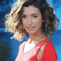 India de Beaufort Short Curly Bob Hairstyle for Girls