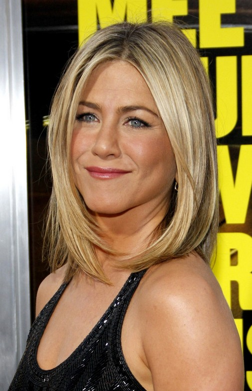 Jennifer Aniston Haircut