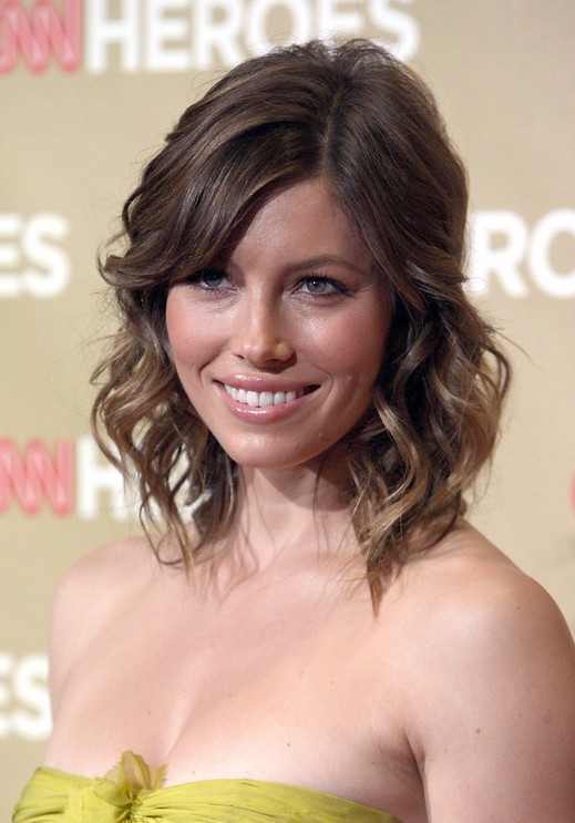 Jessica Biel Hairstyles Celebrity Latest Hairstyles 2016