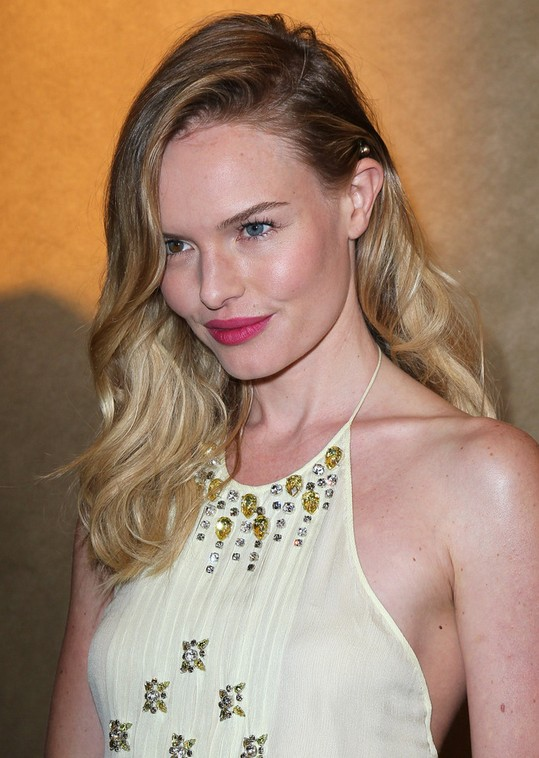 Kate Bosworth Long Hairstyles