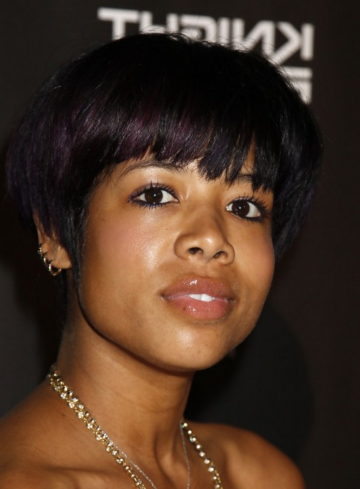 Kelis short purple black bowl cut styles weekly kelis short purple black bowl cut winobraniefo
