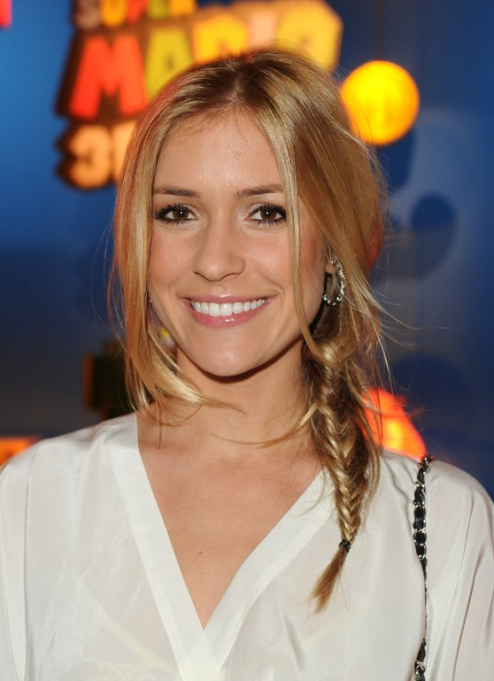 Kristin Cavallari Fishtail Braid