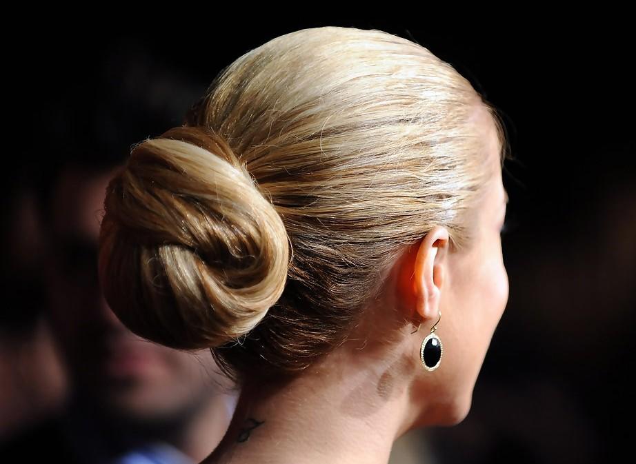 Kristin Cavallari Hair Knot