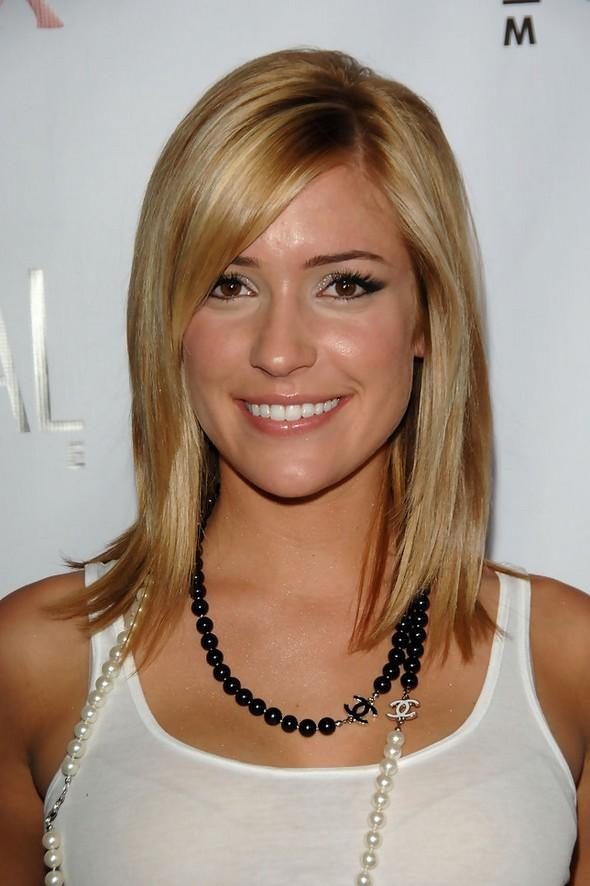 Kristin Cavallari Medium Hairstyles