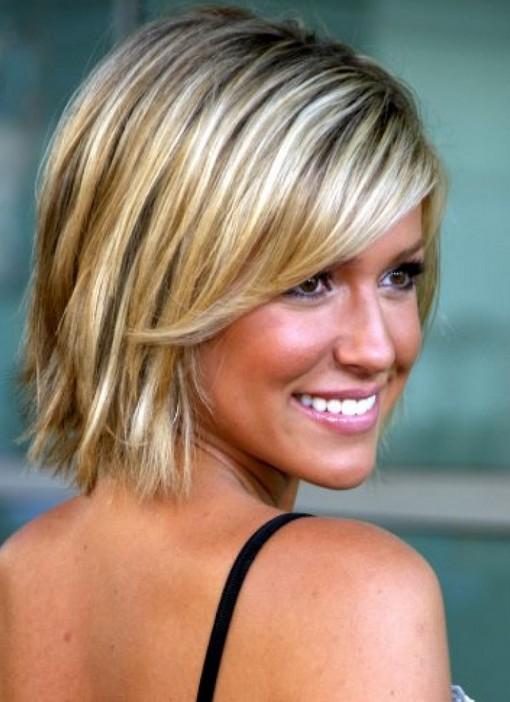 Kristin Cavallari Short Hairstyle