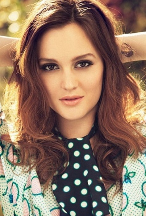 leighton meester baby