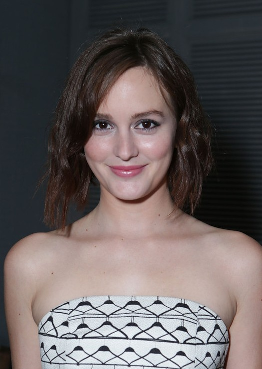 Leighton Meester Short Hairstyle