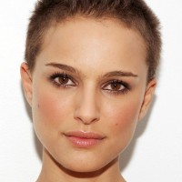 Natalie Portman Very Short Buzz Cut: Cool Buzzcut on Women