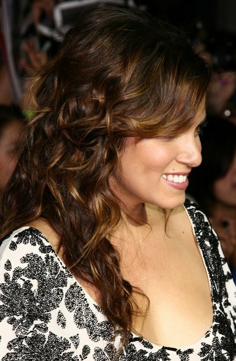 Nikki Reed Hairstyles