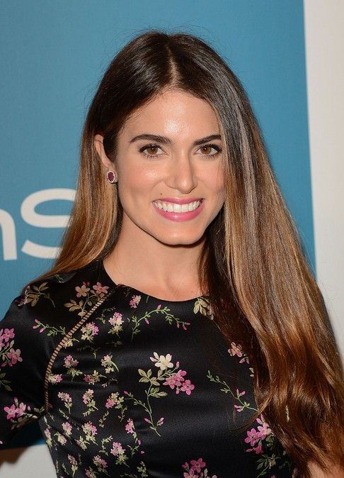 Nikki Reed Long Straight Hairstyles