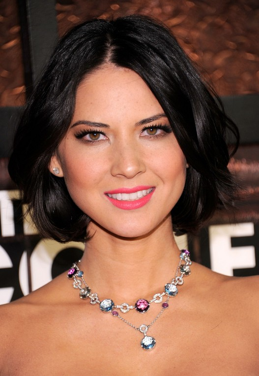 Olivia Munn Short Haircut