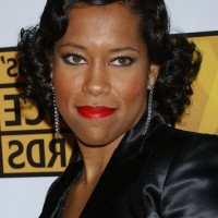 Regina King Finger Wave Hairstyle for Black Women