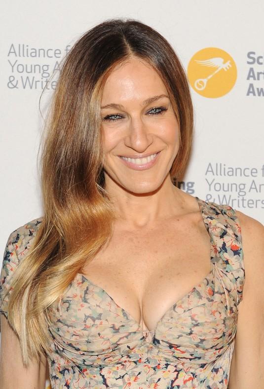 Sarah Jessica Parker Ombre Hair