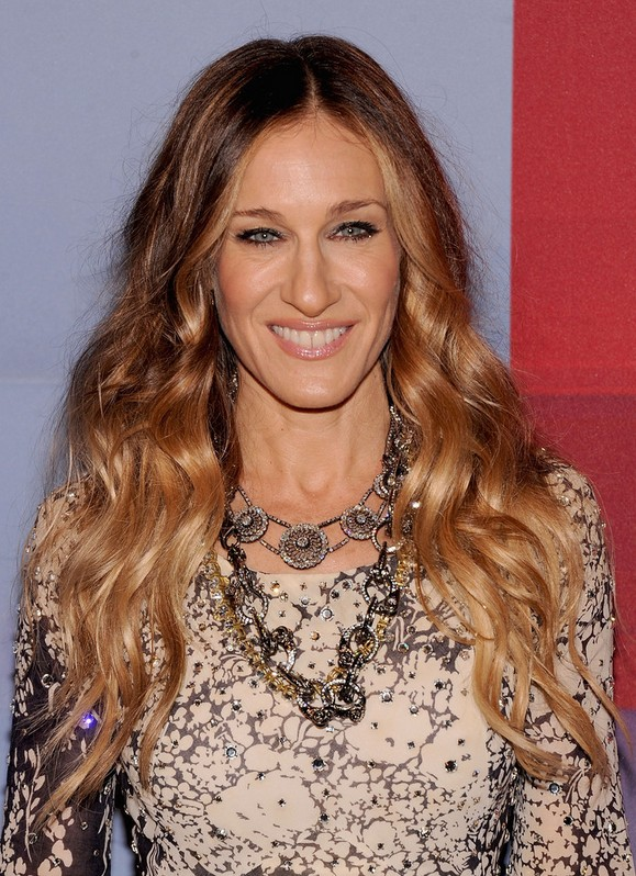 Sarah Jessica Parker Hairstyles Celebrity Latest