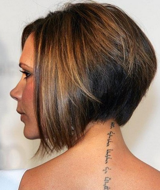 Side View of Short Wedge Bob Haircut | Styles Weekly
