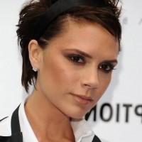 Victoria Beckham Cool Short Pixie Cut for Summer