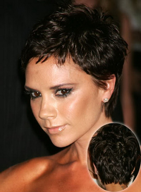 Short hairstyles styles weekly victoria beckham ultra short boy cut for women winobraniefo Images