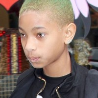 Willow Smith Buzzcut Very Short Haircut for Girls