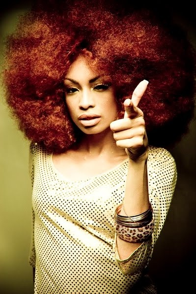 African American Hair Red natural hair Styles Weekly