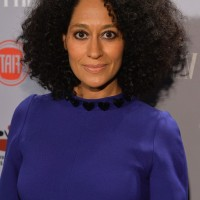 African American Medium Curly Hairstyle from Tracee Ellis Ross