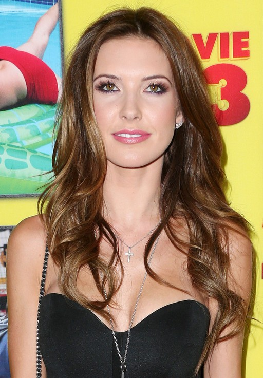 Audrina Patridge Long Hairstyles