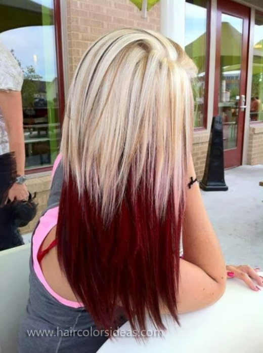 Awsome Ombre Hair for Summer