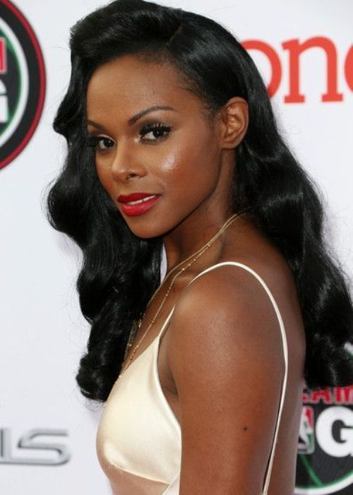 32 chic black weave hairstyles styles weekly