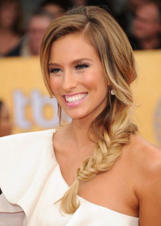 Braided Ombre Hair for Blondes
