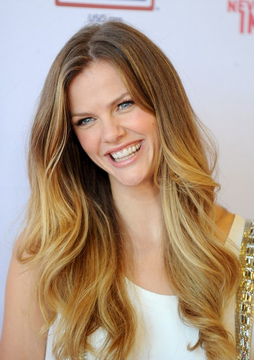 Brooklyn Decker Long Hairstyles