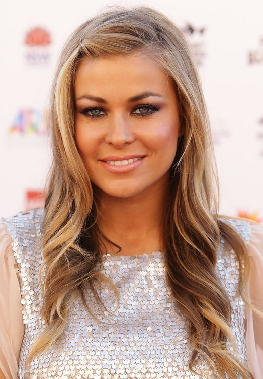 Carmen Electra Hairstyles Celebrity Latest Hairstyles 2016