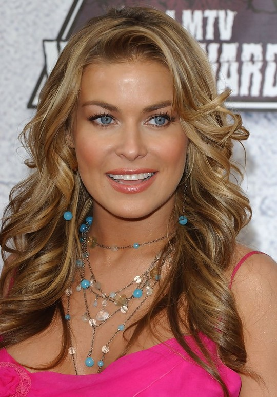 Carmen Electra Hairstyles - Celebrity Latest Hairstyles 2016