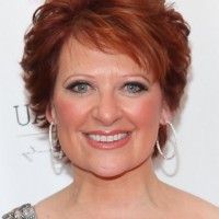 Caroline Manzo Redhead for Women Over 50