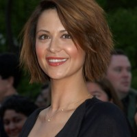 Catherine Bell Layered Razor Cut for Women