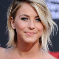 Celebrity Cute Short Ombre Haircut
