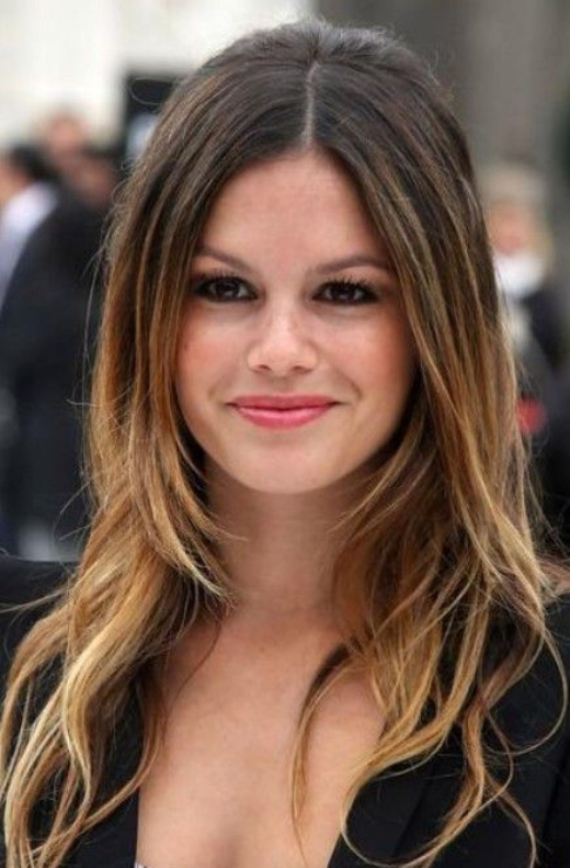 Celebrity Hair Color : Celebrity Ombre Hair Color Ideas