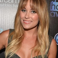 Celebrity Ombre Hair Style from Lauren Conrad