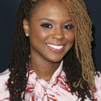 Celebrity Torrei Hart Dreadlocks for Black Women