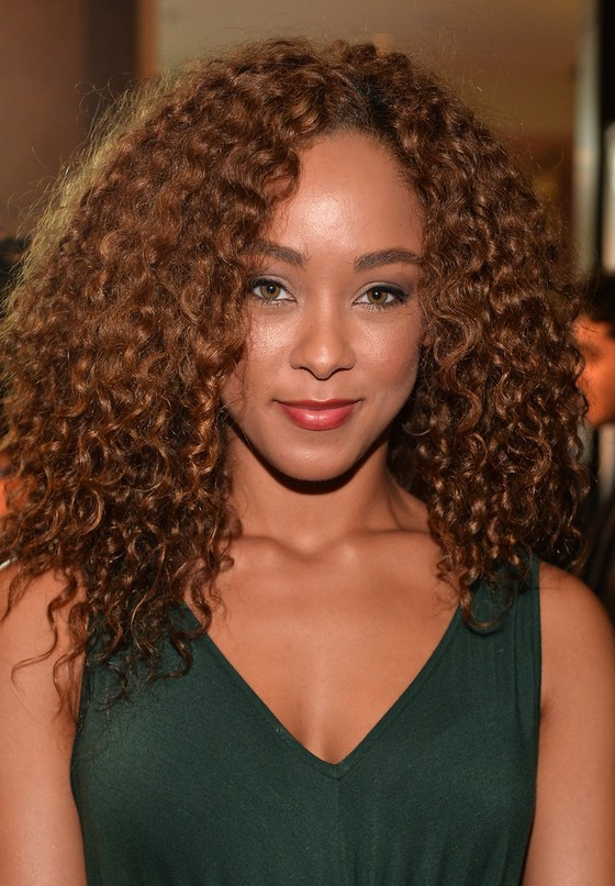 Chaley Rose African American Curly Hairstyle For Long Hair