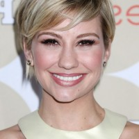 Chelsea Kane Short Layered Razor Cut for Summer