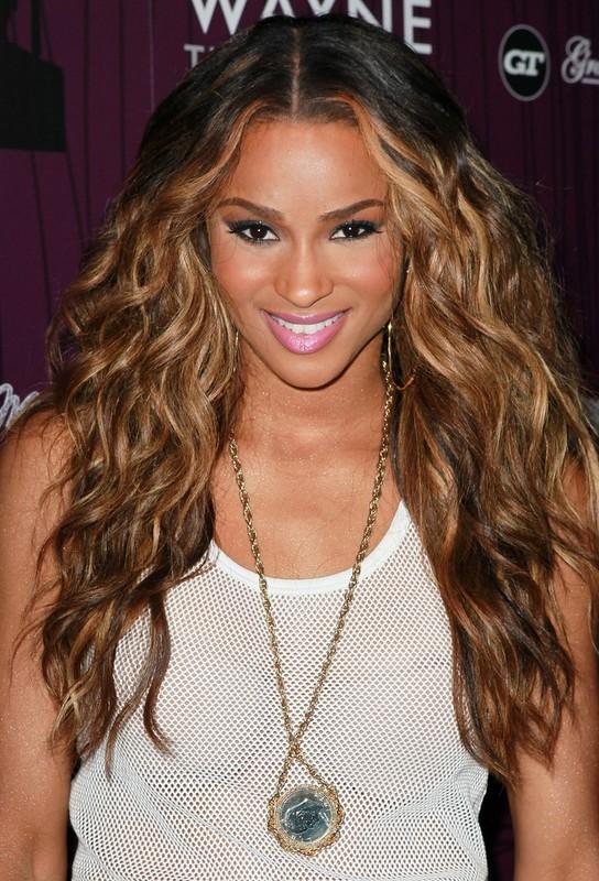 Ciara Curly Bob Hairstyles