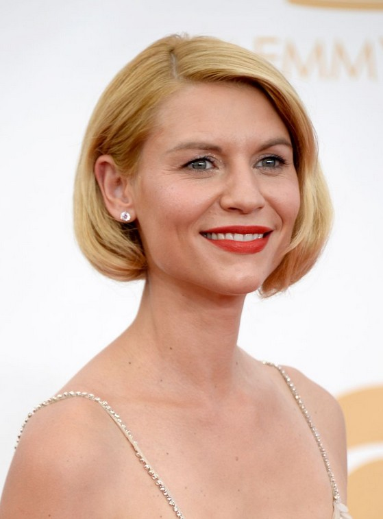 Claire Danes Short Bob Hairstyles