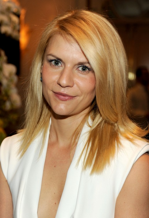 Claire Danes Straight Hairstyles