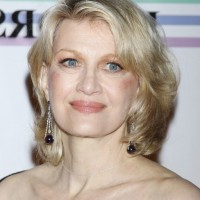 Diane Sawyer Short Wavy Hairstyle for Women Over 70