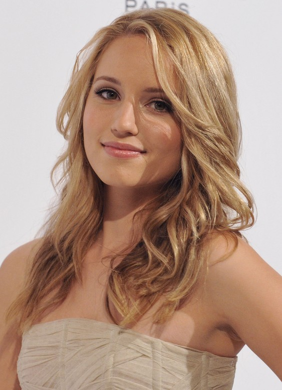 Dianna Agron Long Hairstyles