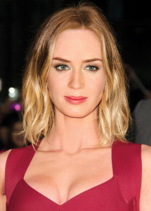 Emily Blunt Hairstyles Celebrity Latest Hairstyles 2016