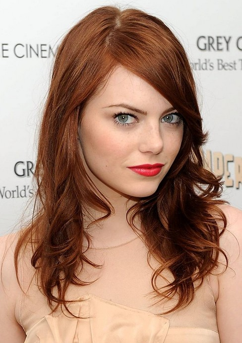 Emma Stone Hairstyles - Celebrity Latest Hairstyles 2016