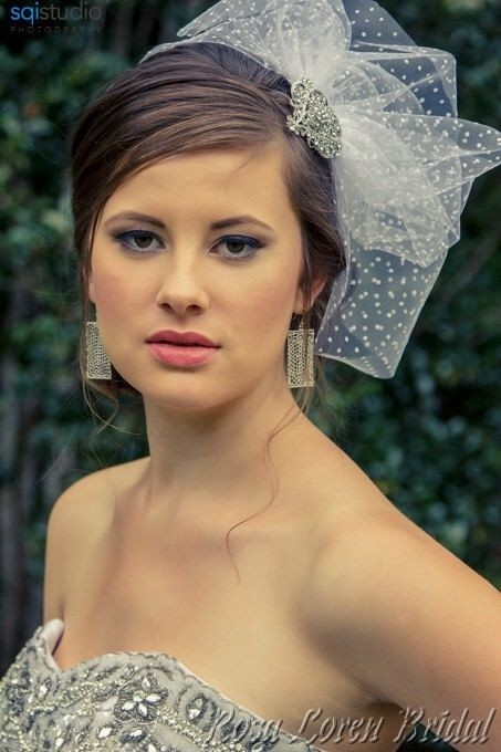 Hairstyles for Brides: Wedding Hair Style