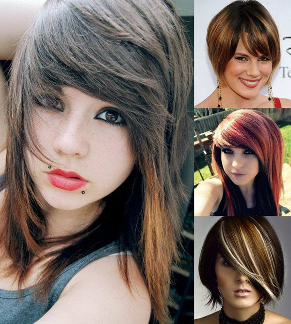 Highlighted Emo Hairstyle For Girls Styles Weekly