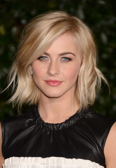 Wavy Choppy Hairstyles : Choppy wavy bob for
